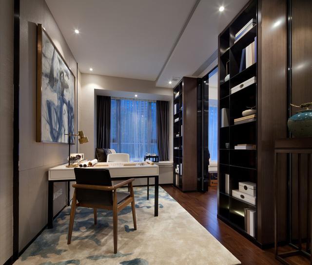 我家110平三居室,现代装修风格,美翻了!-乐意居花苑装修