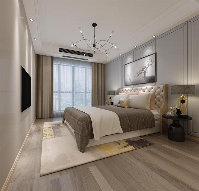 200平米现代风格别墅,预算26万,点击看效果图!-阿卡迪亚装修