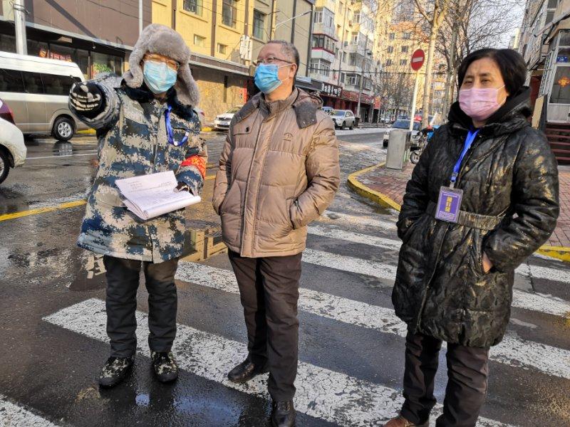 哈尔滨市住房公积金百名下沉党员 43天驻守卡口敬终如始获得百姓点赞