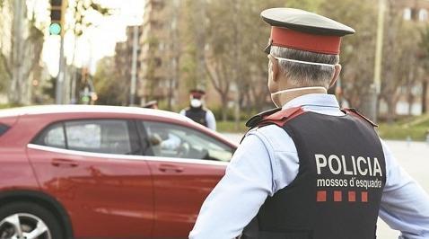 西班牙一名加泰罗尼亚骑警因患新冠肺炎殉职
