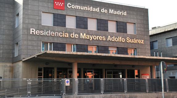 西班牙新冠肺炎疫情暴发以来1065名老人在养老院逝世。央视新闻 图
