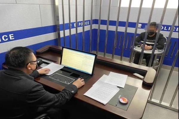 黑龙江大庆红岗分局抓获一名盗窃犯罪嫌疑人