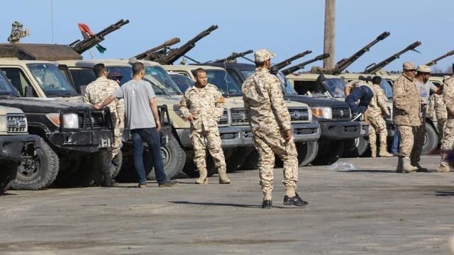 土耳其增援不断,利比亚国民军总司令突然阵亡,哈夫塔尔腹背受敌