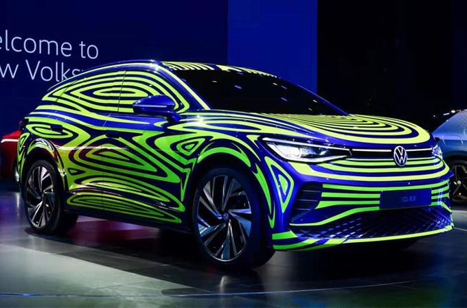 大众国产电动SUV曝光,即将投产,续航里程大幅提升