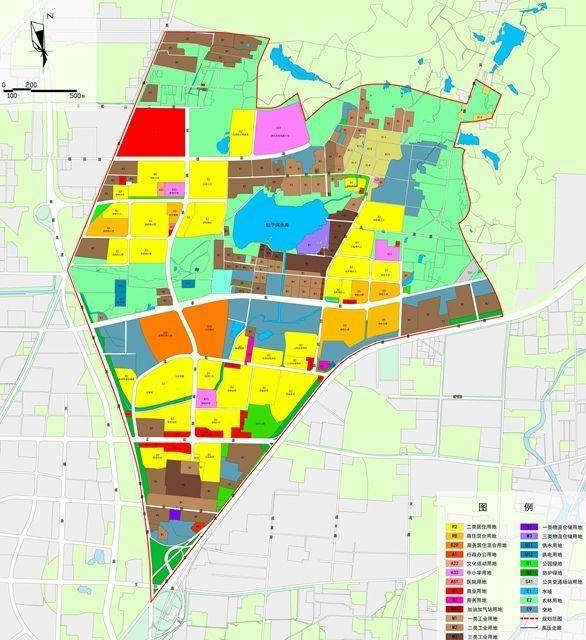 城阳西城汇社区计划今年旧村改造 王家泊子社区保障房明年2月交付