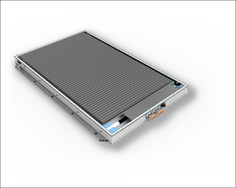 """比亚迪推出刀片电池,王传福:将""""自燃""""从新能源车字典中抹去"""