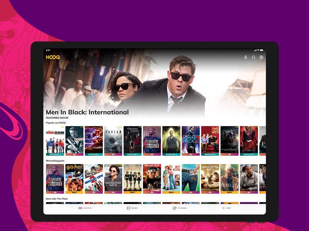 """""""东南亚的 Netflix""""Hooq 申请破产"""