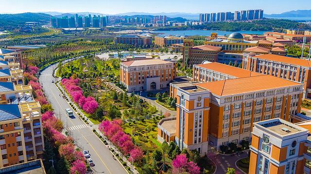 云南大学:立足西南,服务国家,辐射两亚,走向世界(附投档线)