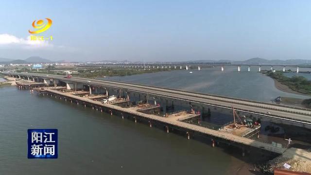 阳江市交通重点建设项目和运输企业全部复工复产