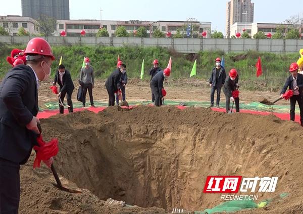 开工!又一中国500强企业投资项目落户衡阳县