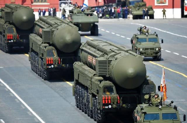 当量两千万吨覆盖全球!俄媒评出对美大杀器,这款导弹稳居榜首