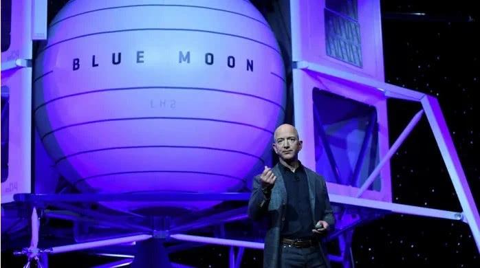 贝索斯旗下太空公司蓝色起源获美政府豁免 疫情期间无需停工