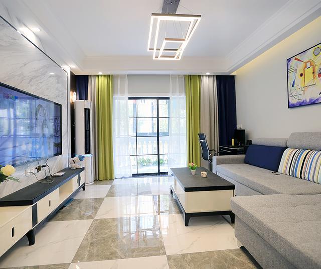 118平米的房子怎么装修合适,朋友全包花了14万,大家都