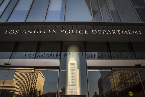 美国加州洛杉矶警察局已有24人新冠肺炎检测呈阳性