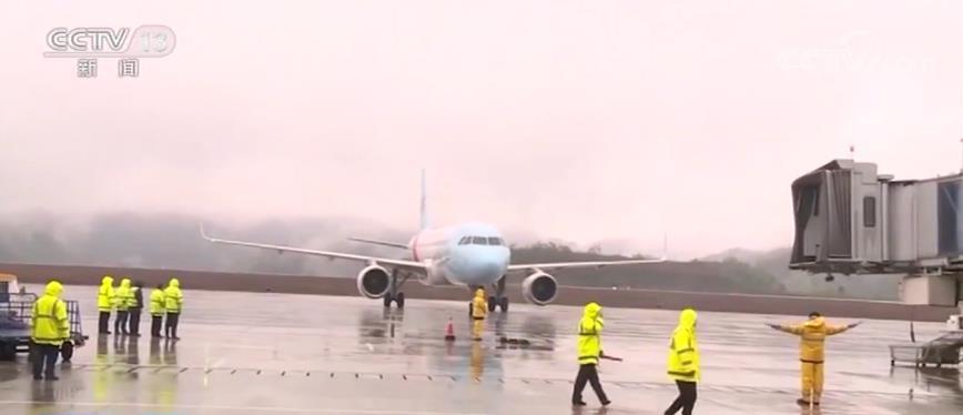 湖北十堰、恩施两地机场正式复航