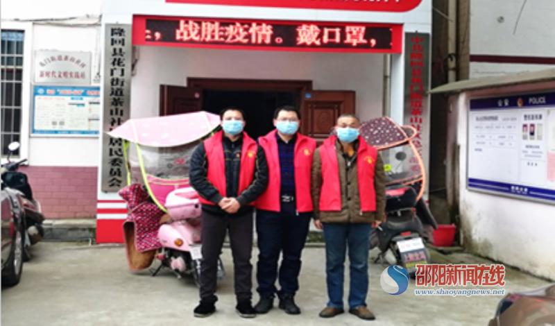 刘伟:当志愿者是团支部书记应尽的职责