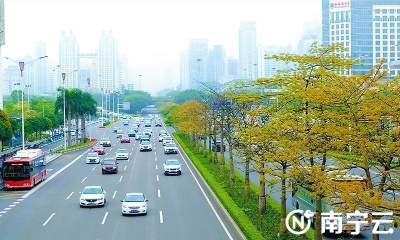 今明两天广西仍维持阴雨天气 降雨主要集中在桂东北