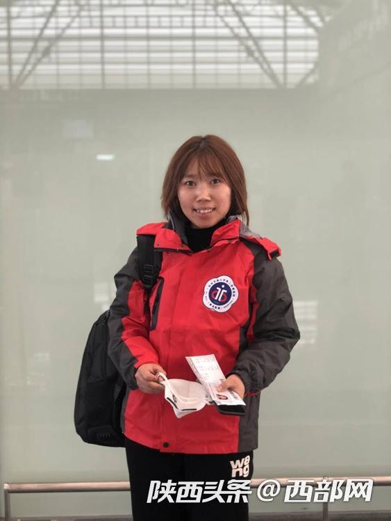 """陕西医疗队队员""""战疫""""日记:期待有一天能微笑着和武汉说再见"""