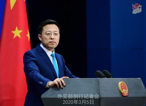 """胡利奥·里奥斯:美操弄""""台北法案""""牵制中国"""