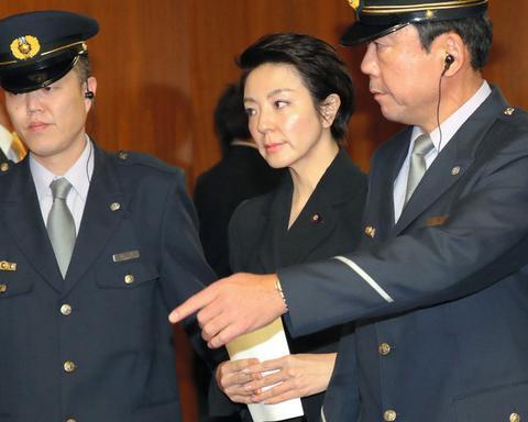 日本参议员因发烧请假 在宿舍服药过量被紧急送医
