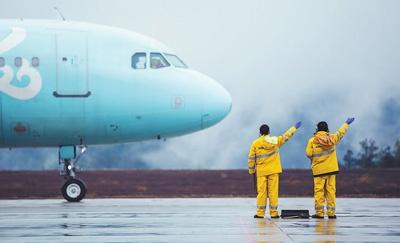 湖北民航机场正式复航