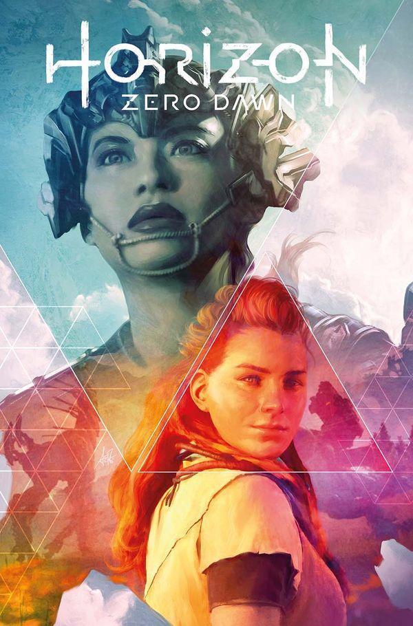 《地平线:零之曙光》改编漫画将于7月22日上线