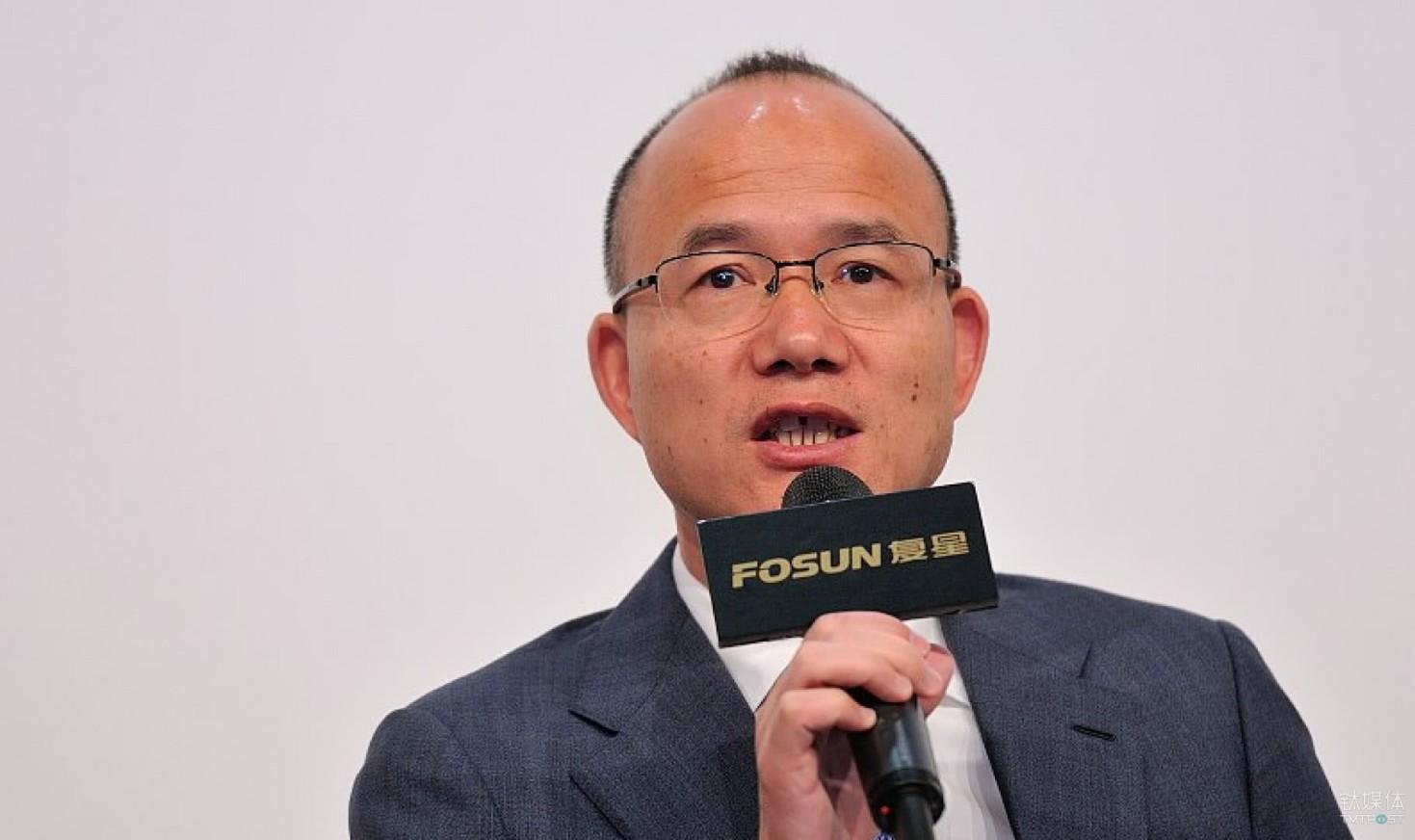 战疫·企业家之考——郭广昌:战时状态里让听得到炮声的人指挥