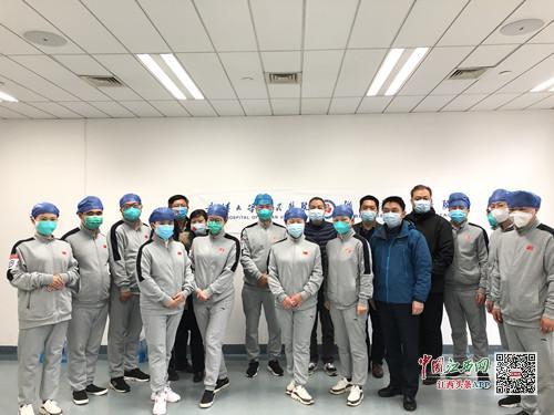 不辱使命 南昌大学一附院援助武汉国家医疗队即将凯旋
