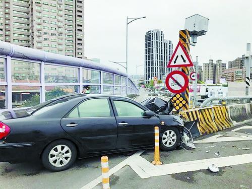 87岁台防务部门前副负责人王文燮  驾车出车祸不治身亡