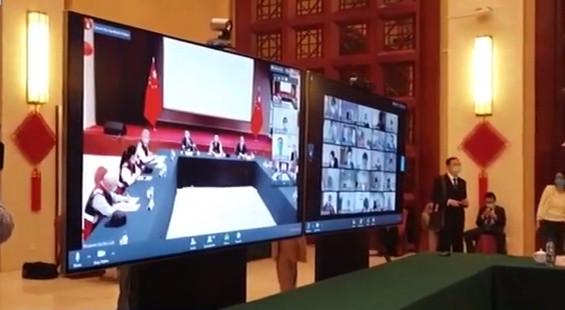 巴基斯坦:中方专家组介绍防控疫情要点