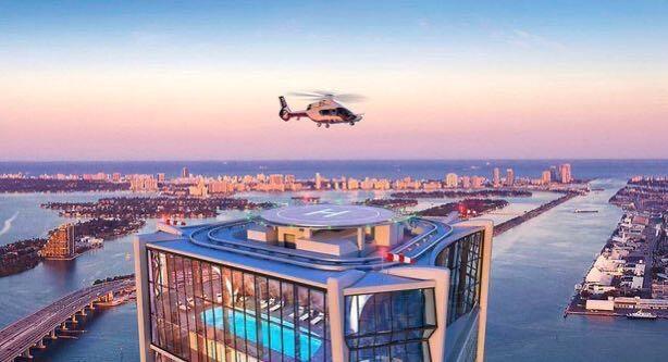 小贝花费2000万镑在迈阿密买豪华公寓 五间卧室拥有直升机停机坪