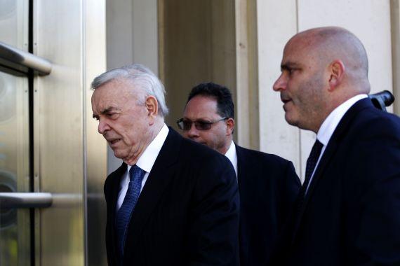 美国司法部门提前释放巴西前足协主席马林