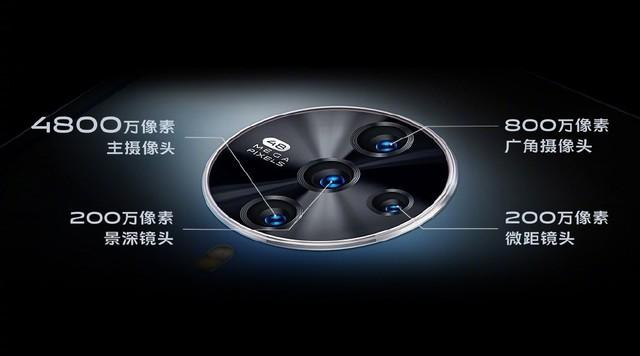 为了做好前后置超级视频防抖 vivo S6是这样配置的