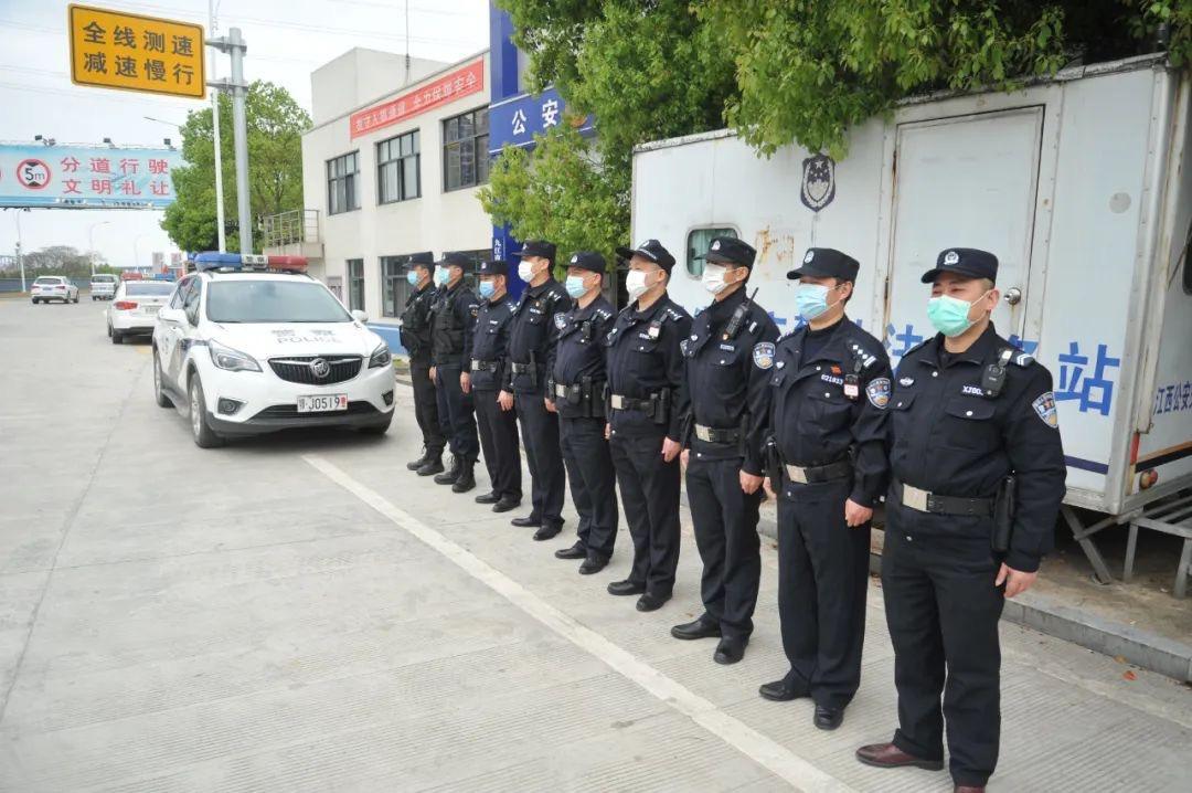 湖北黄梅和江西九江警方签订协议:成立联防联控队