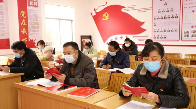 贵州盘江股份公司物业管理分公司   党建引领春风化雨