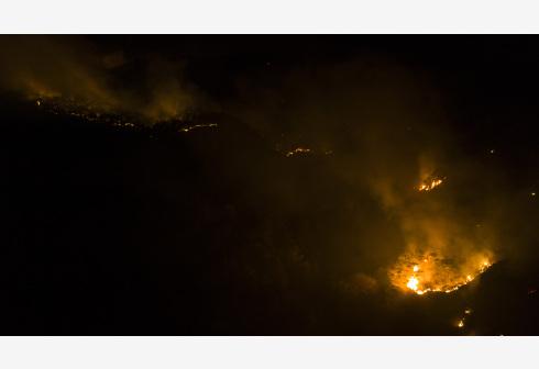 凉山西昌大火已经造成19人牺牲