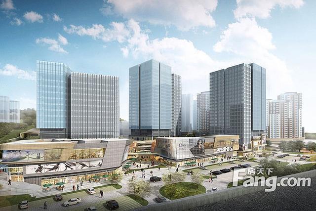 2020年3月青岛市新都心商圈写字楼市场租赁情况