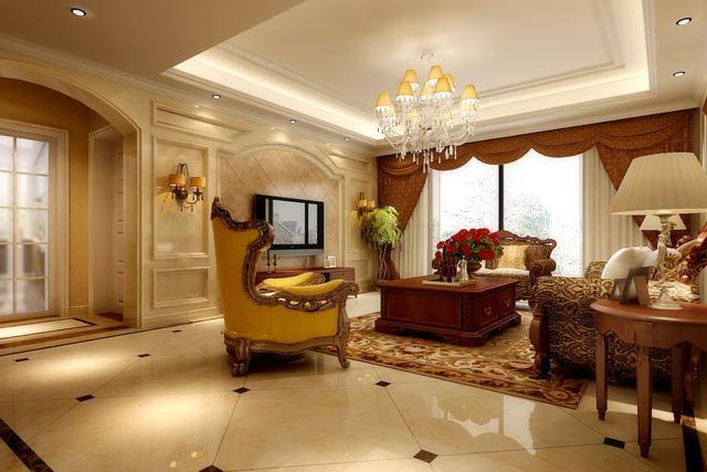 121平米三居室全包仅17万,太超值了!现代风格老婆最爱!-金洋奥澜装修