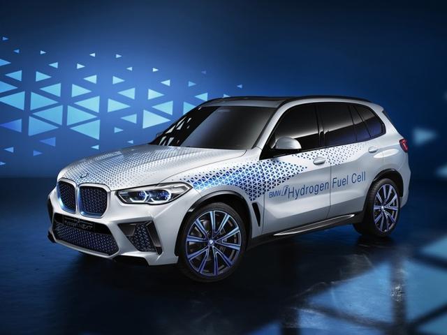 宝马氢燃料汽车i Hydrogen NEXT动力信息:加12斤氢气 爆发出370马力