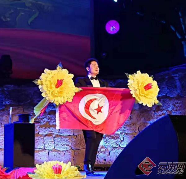 """展现魅力,绽放文化!云南省杂技团成功访演""""一带一路""""沿线国家"""
