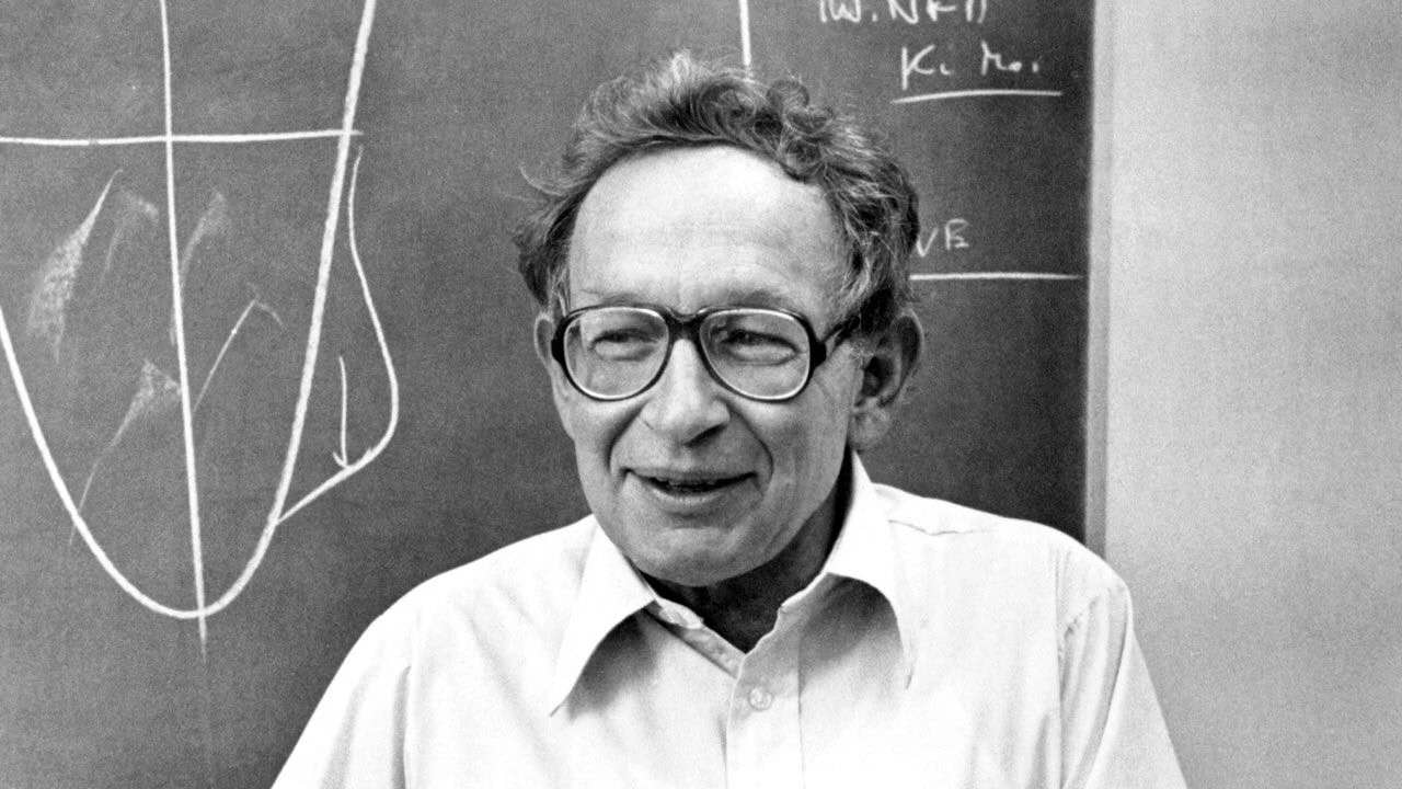 诺奖得主、凝聚态物理学奠基人菲利普·安德森逝世,享年96岁