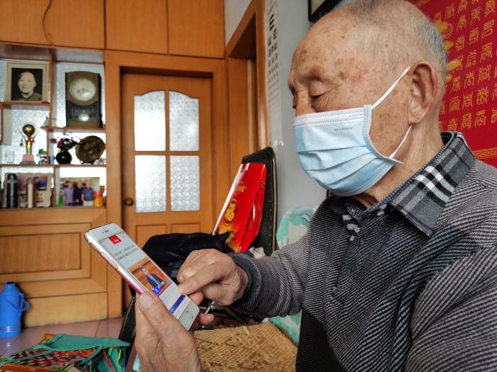 """无棣离休党员朱子扬:捐资万元只想为抗击疫情""""表表心意"""""""