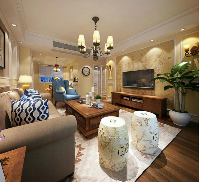 25万块钱装修的136平米的房子,现代风格简直太美了!-九龙湖花园装修