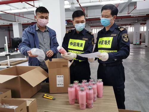 """青茂海关助电商包裹""""零滞留""""快速通关"""