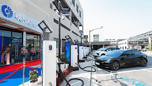 基于储充检一体化系统,这家新成立的公司有望解决新能源汽车用户的三大难题