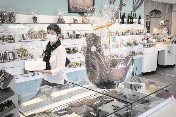 """法国每年人均吃掉7.3公斤巧克力,特殊时期仍视为生活""""必需品"""""""