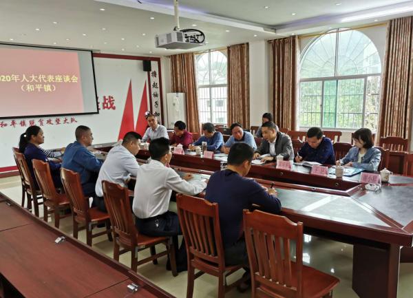 海南省琼中检察院征求人大代表意见 做好司法保障工作
