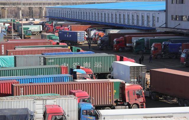 中国货车司机活跃度上升折射经济回暖