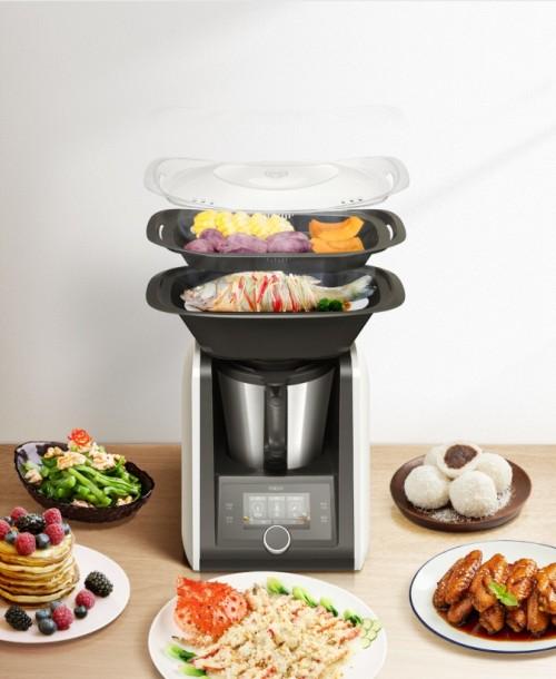 厨师机哪个牌子好,miboi米博烹饪机开启智能烹饪时代