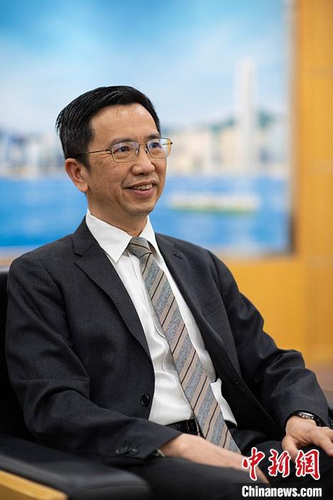 香港驻京办主任梁志仁:面对下行压力,要把握内地服务业机遇图片